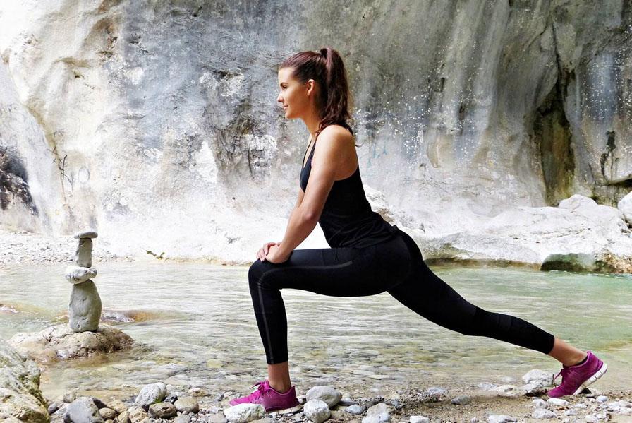 Laufen fördert psychologisches Gleichgewicht
